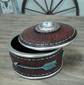 Arrow Trinket Box