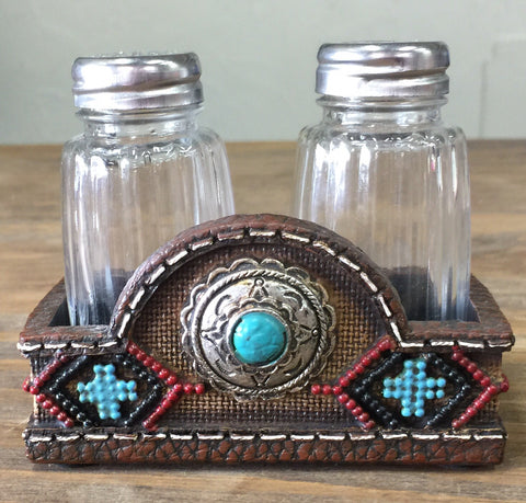 Southwest Salt & Pepper Set