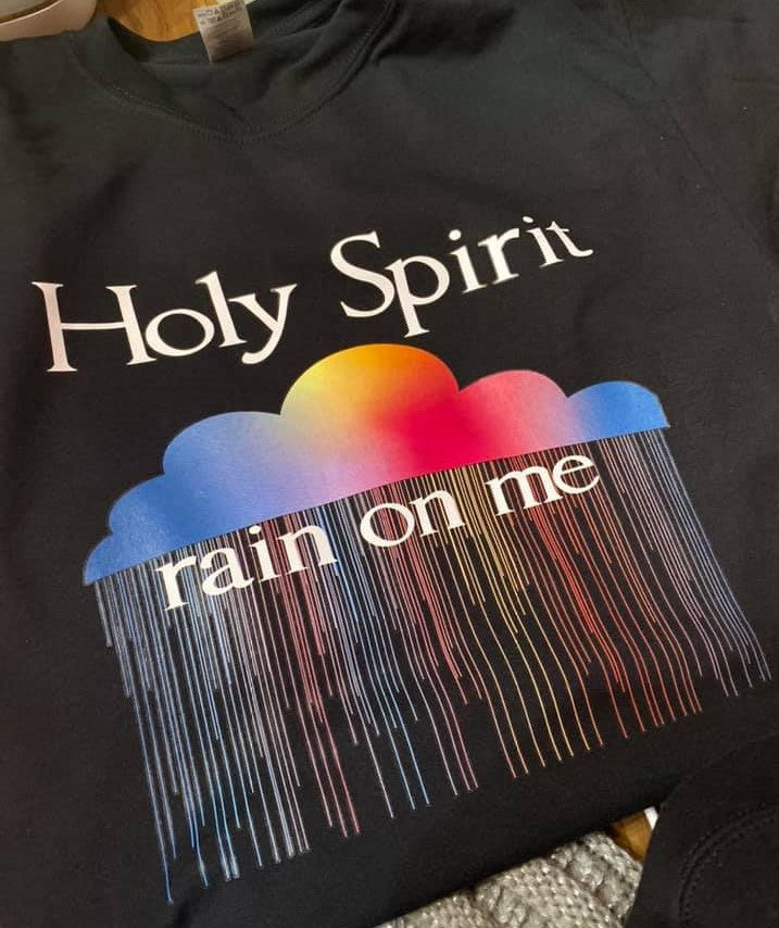 Holly Spirit Rain Down