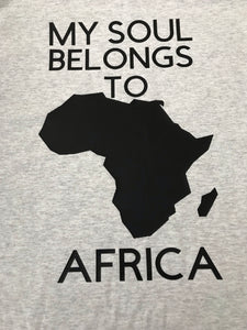 My Soul Belongs to Africa