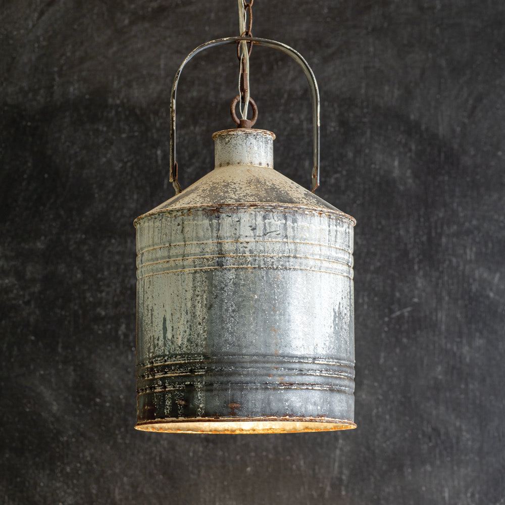 Sadler Milk Jug Pendant Light