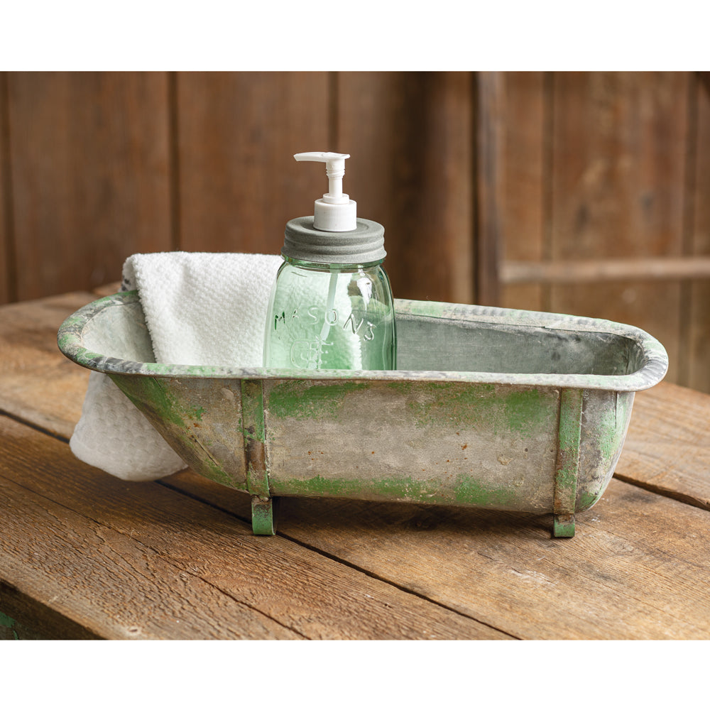 Charming Bathtub Bin