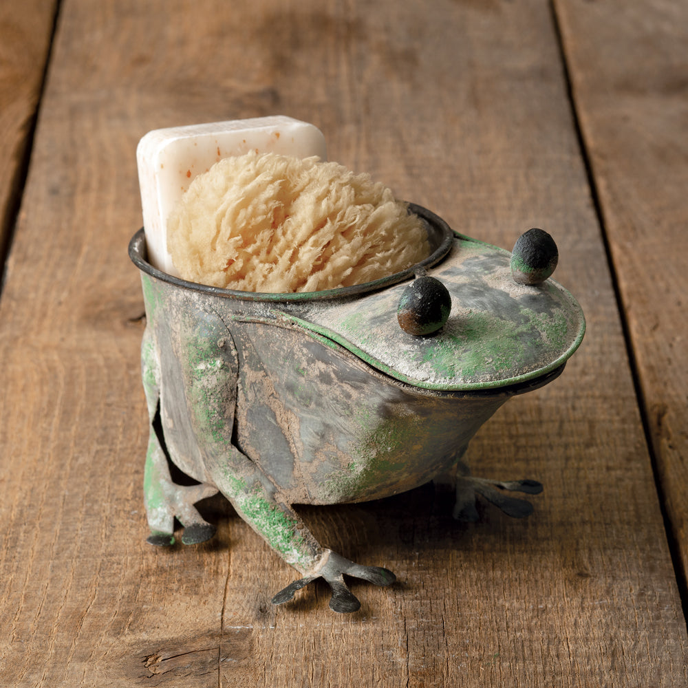 Godfried Frog Planter
