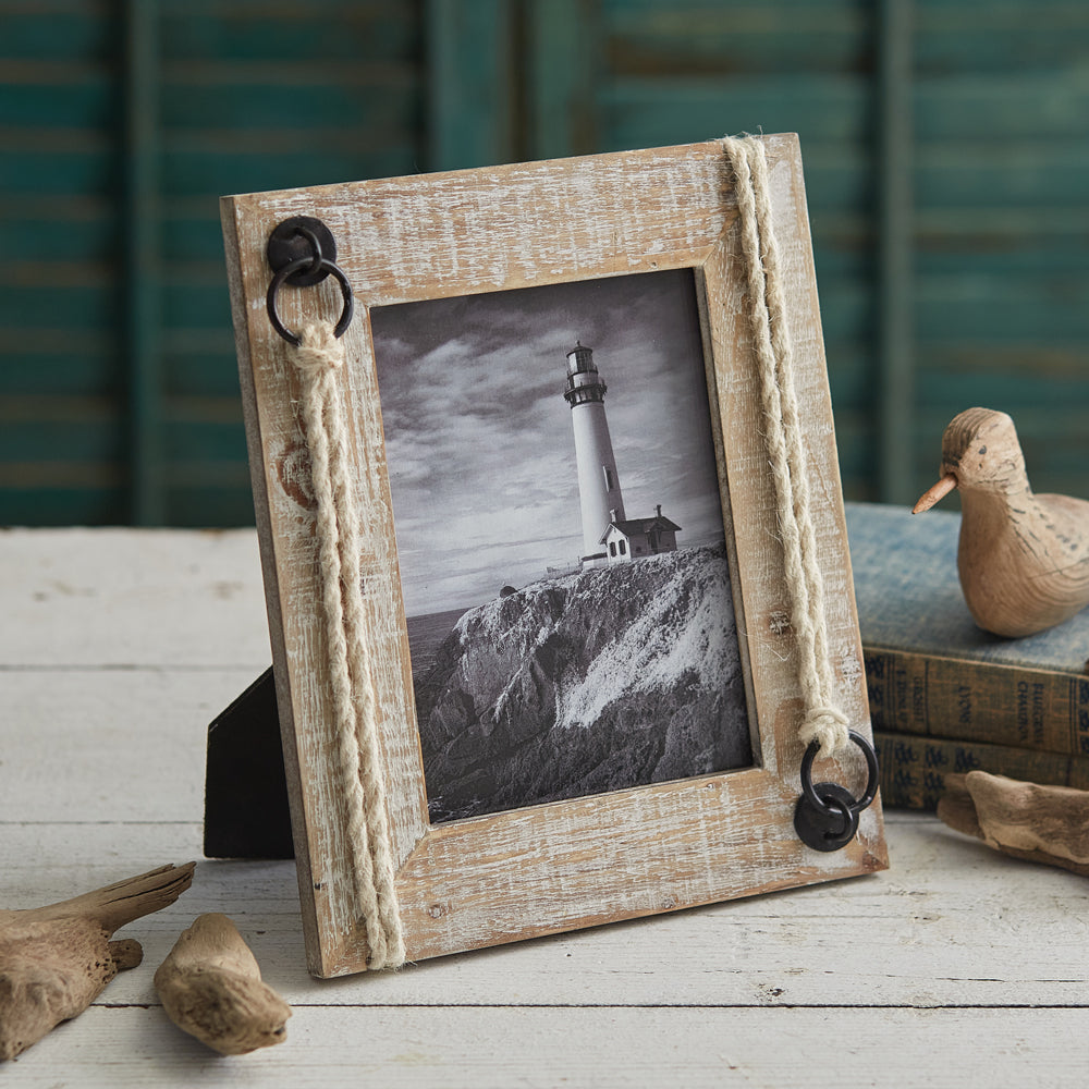 Nautical Wooden Picture Frame