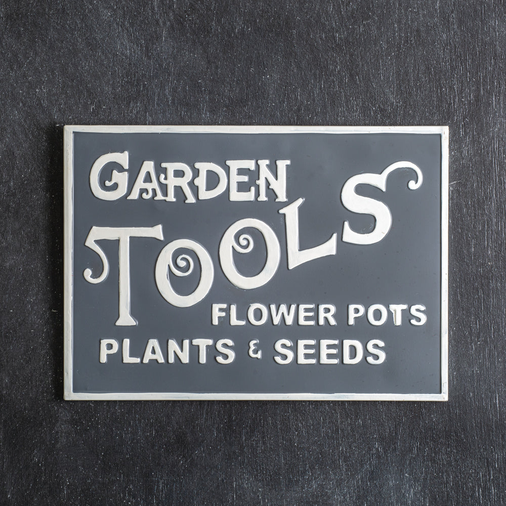 Garden Shed Wall Sign