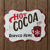 Farmhouse Hot Cocoa Sign