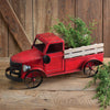 Decorative Vintage Red Truck
