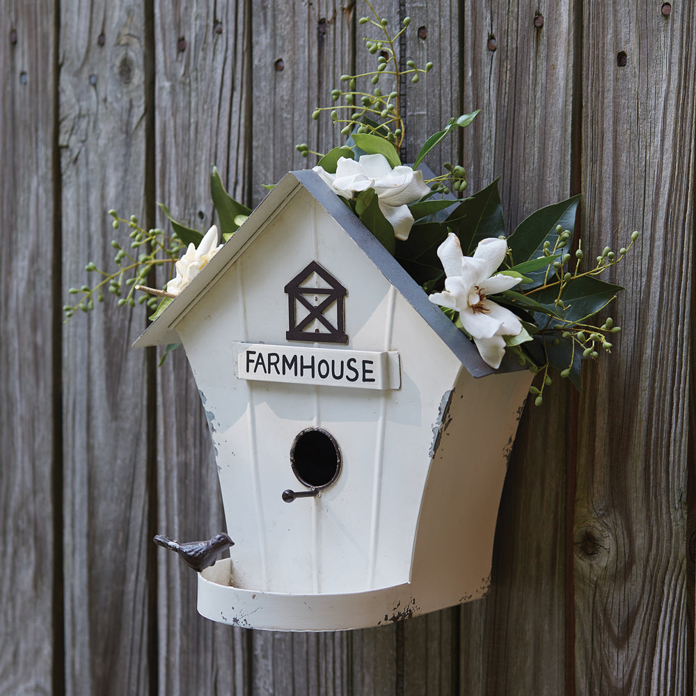 Chippy Provincial Birdhouse