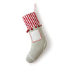 Striped Pocket Stocking