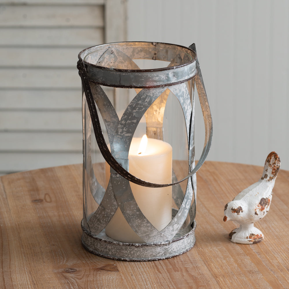 Bannister Candle Lantern