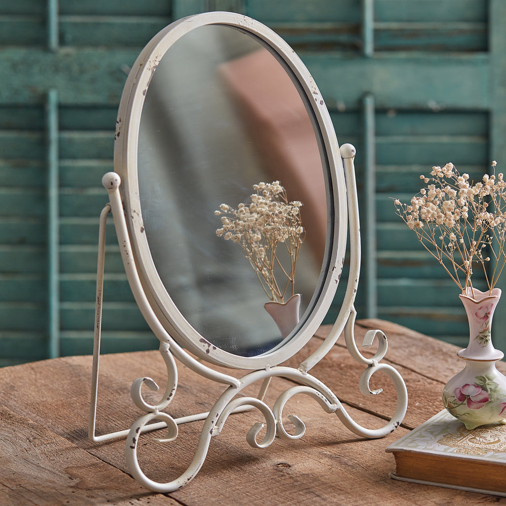 Elegant Tabletop Mirror