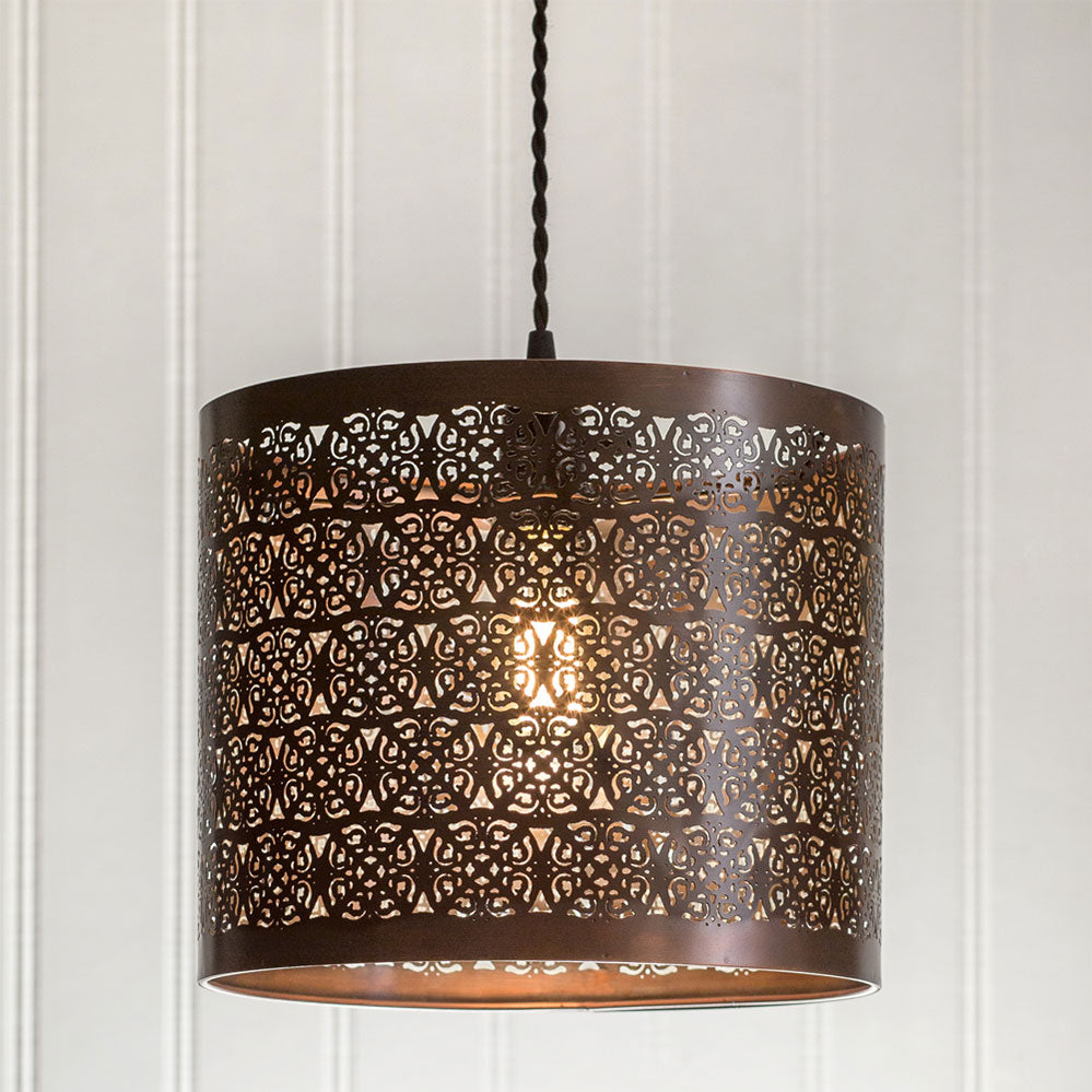 Perforated County Pendant Lamp