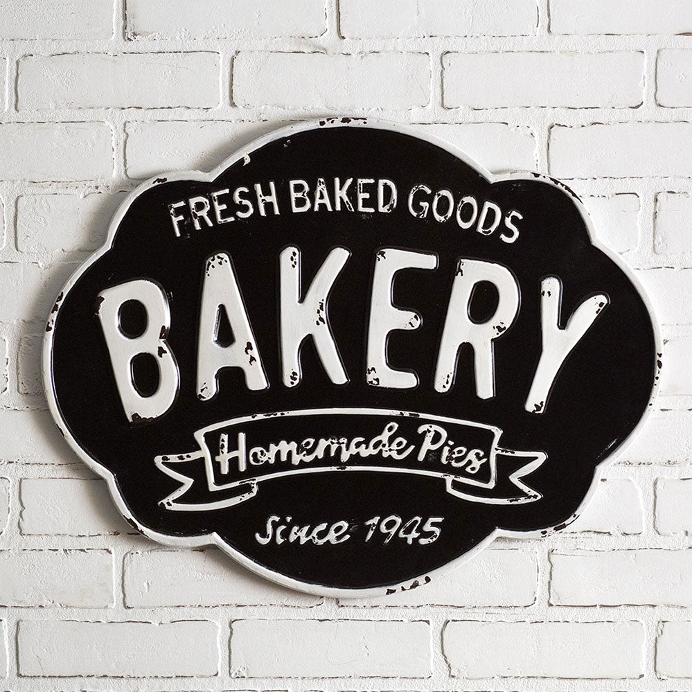 "Bakery ""Fresh Baked Goods"" Sign"
