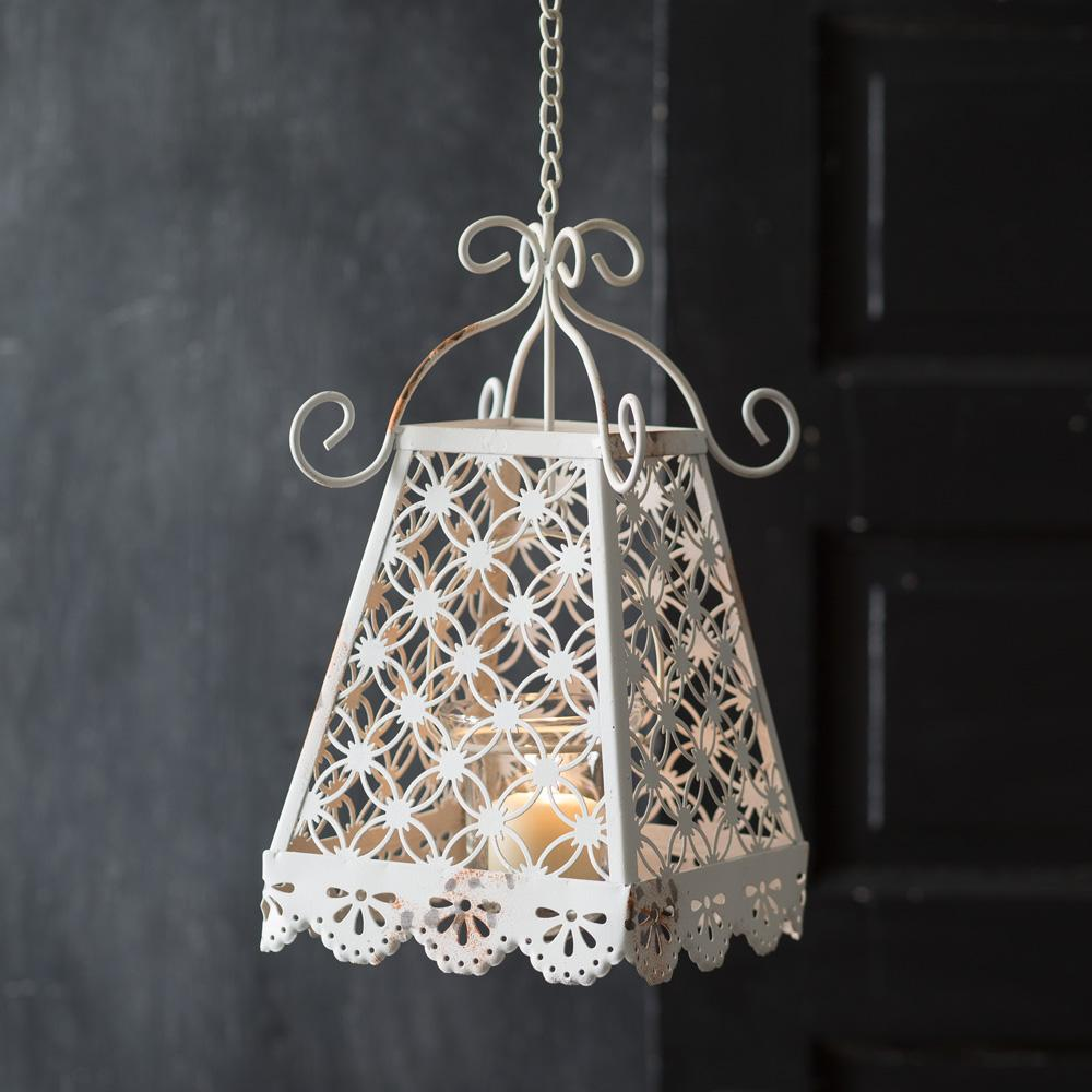 Charming Hanging Votive Holder
