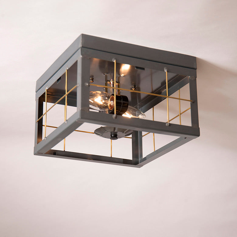 Double Ceiling Light