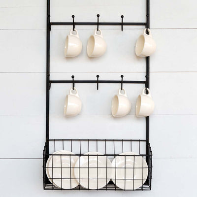 Bistro Wall Rack