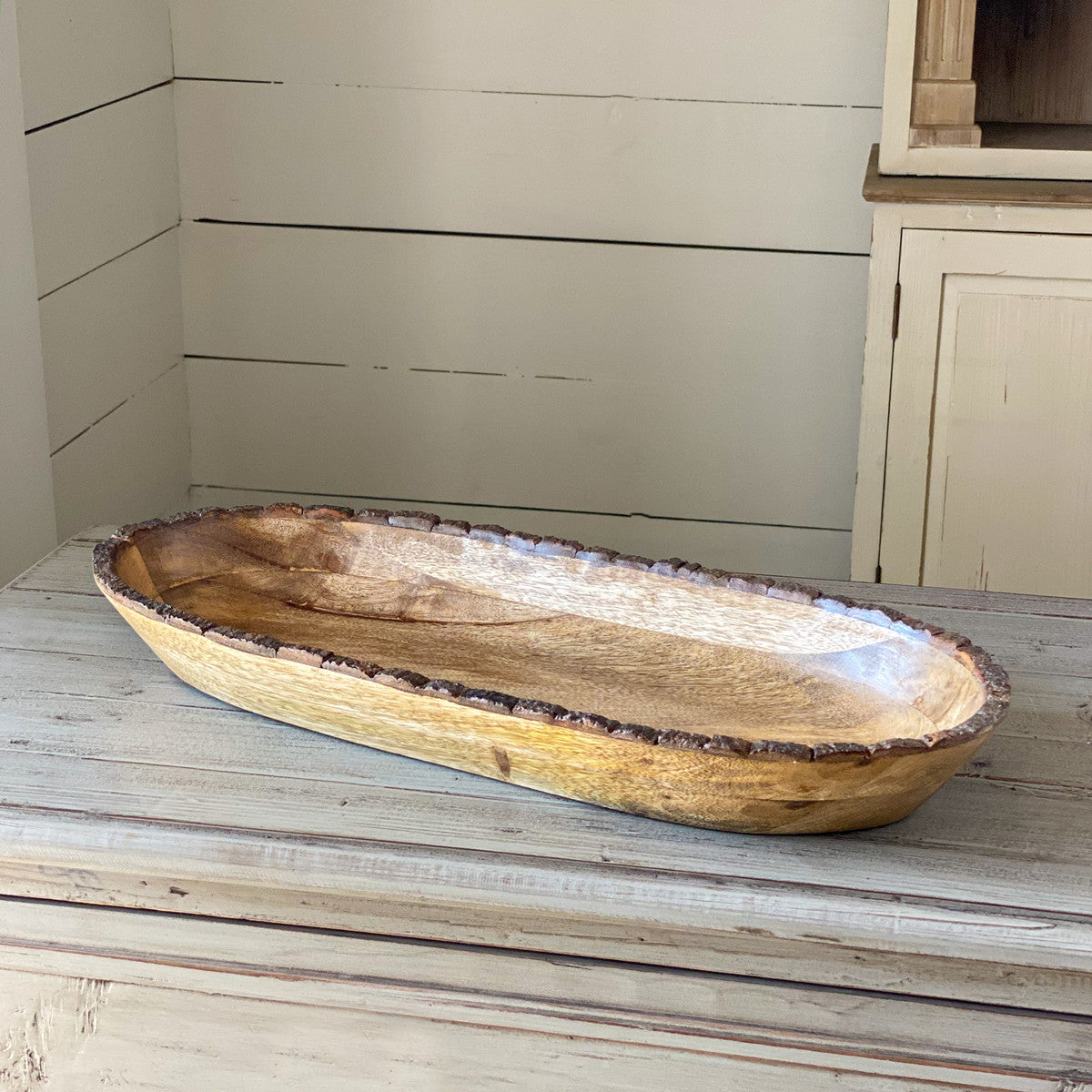 Large Woodland Oblong Serving Dish