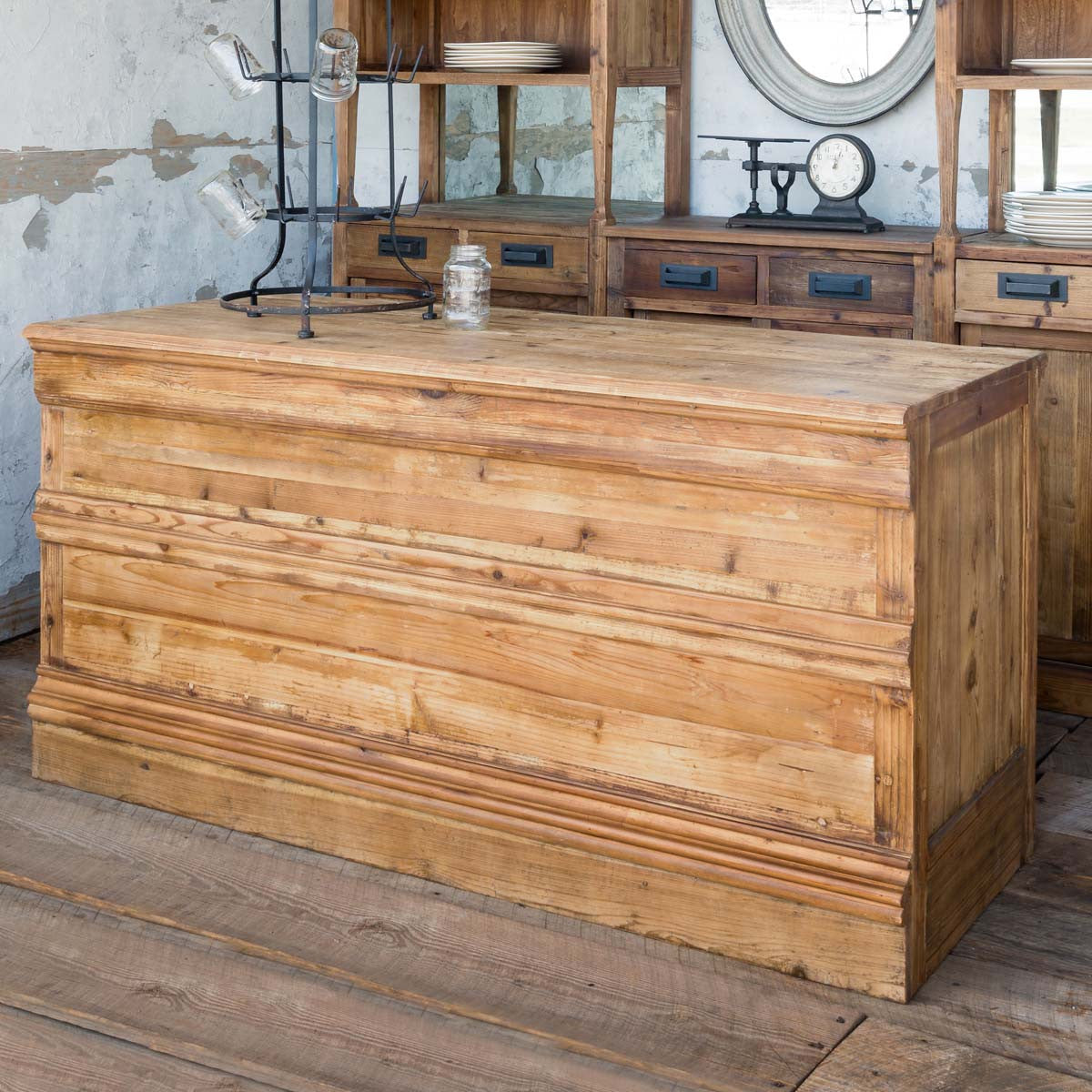 Vintage Bar Counter