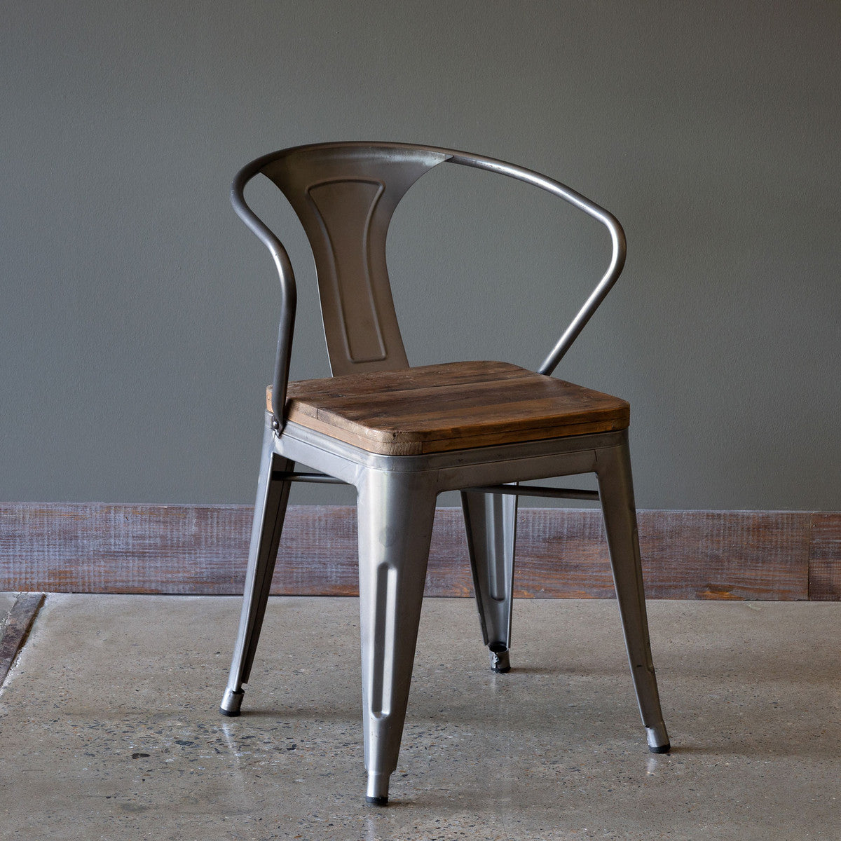 Industrial Bistro Chair - ETA 7/8/2020