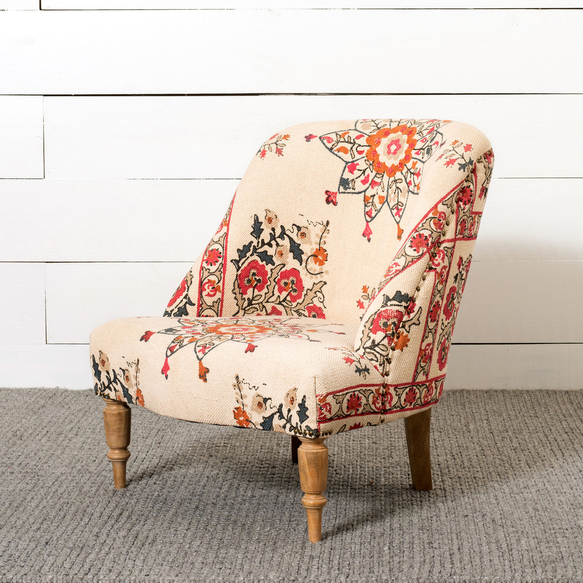 Carole Upholstered Accent Chair