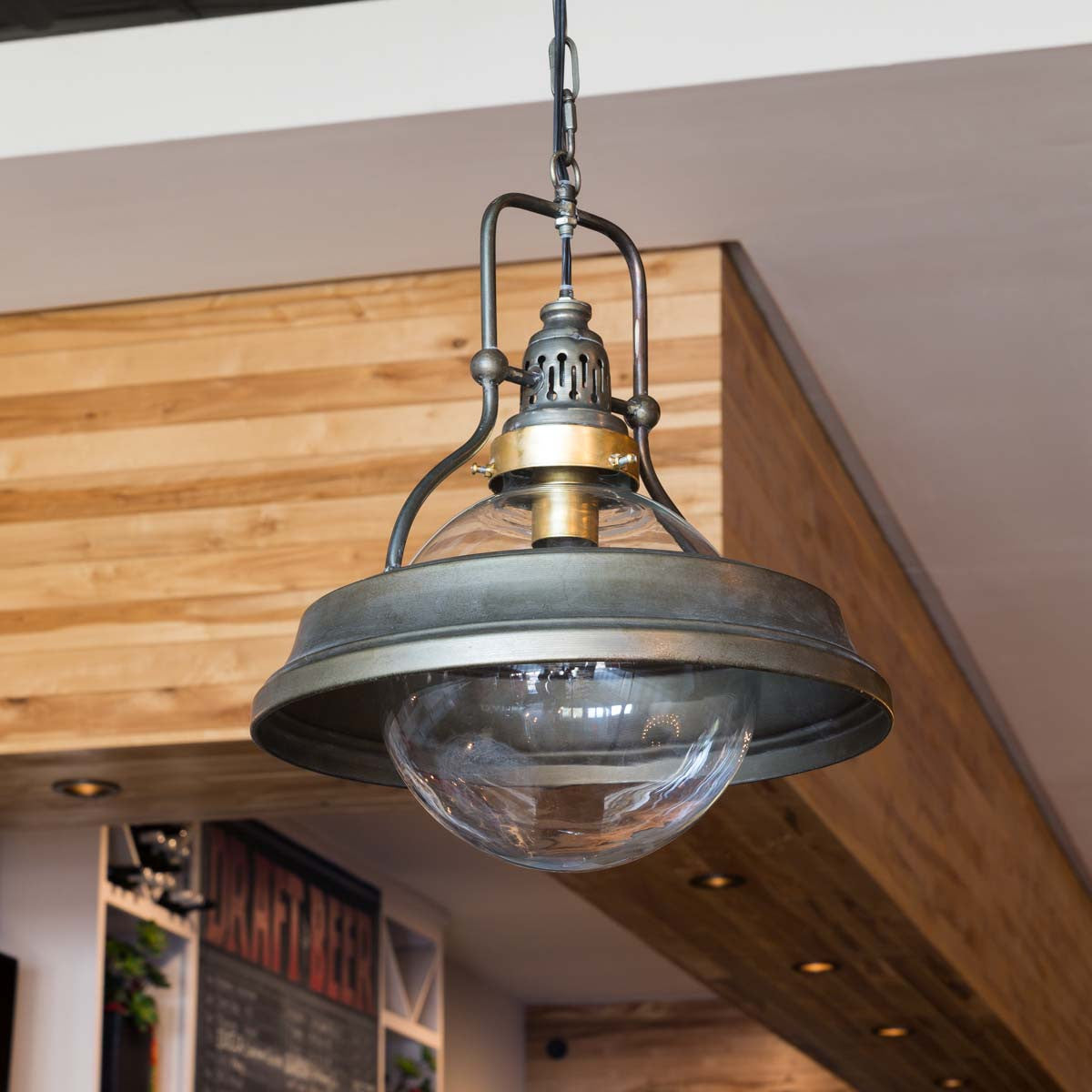 Galley Pendant Light Fixture