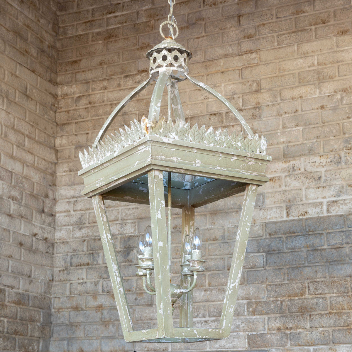 Parisian Lantern Light Fixture