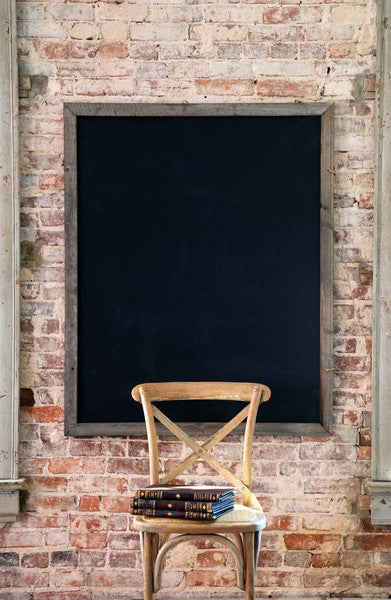 Schoolhouse Two-Sided Blackboard, Large