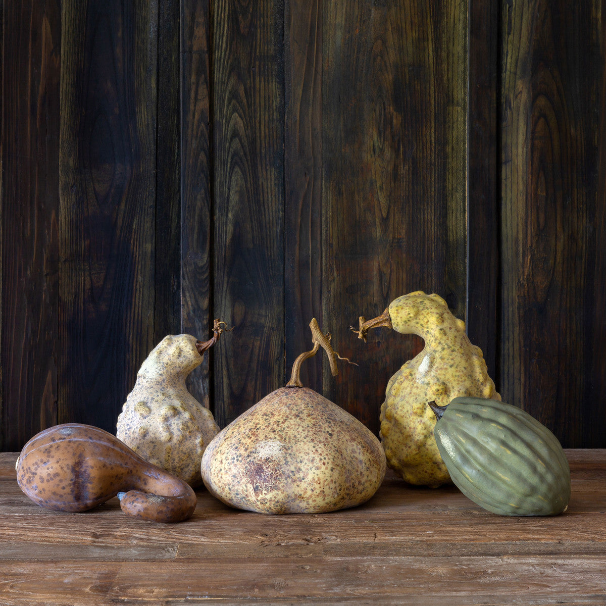 Moonlight Gourds - Set of 5