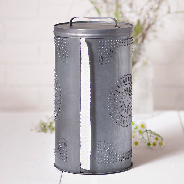 Farmhouse Paper Towel Holder