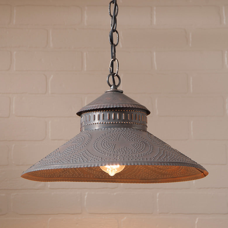Shopkeeper Pendant Light