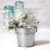 Sweet Antiqued Polished Planter