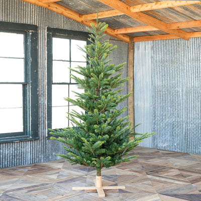 7.5' Great Northern Spruce Tree with Micro LED Lights