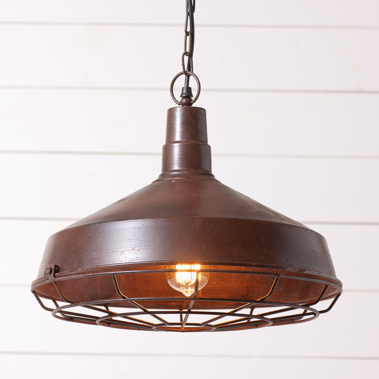 Dixie Barn Pendant Light