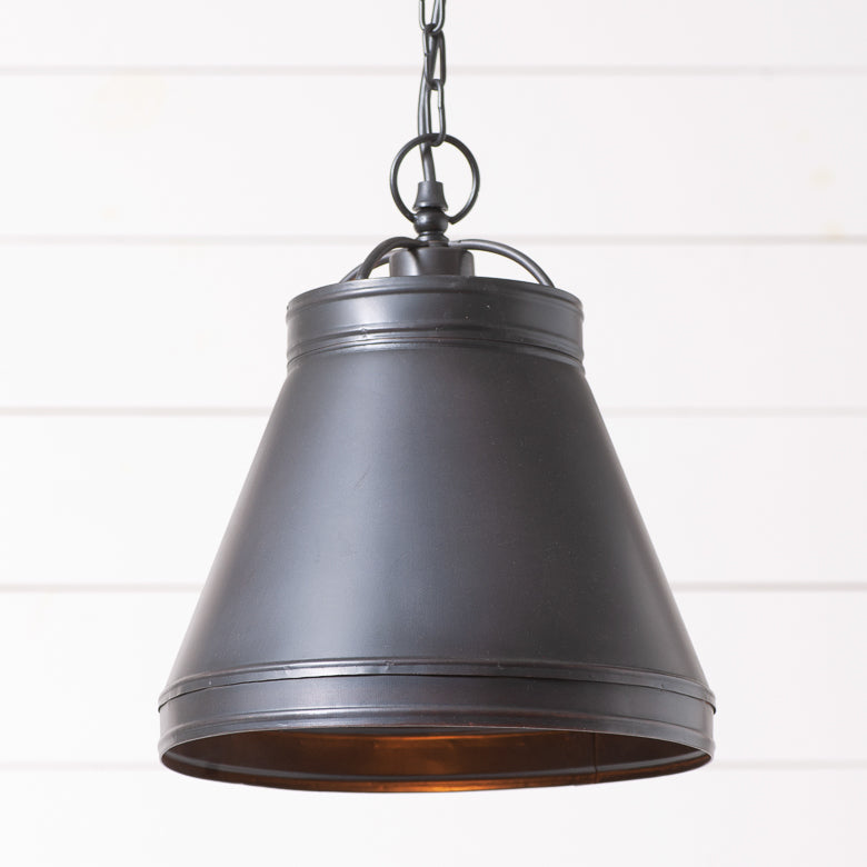 Rustic Dairy Pendant Light