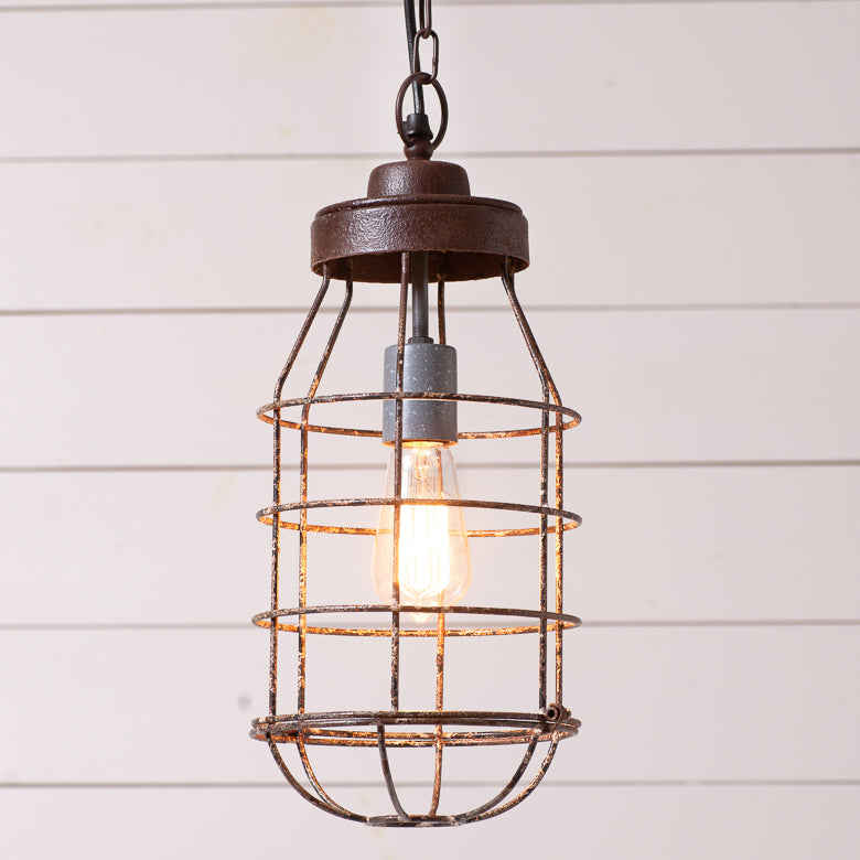 Seaside Cage Pendant Light