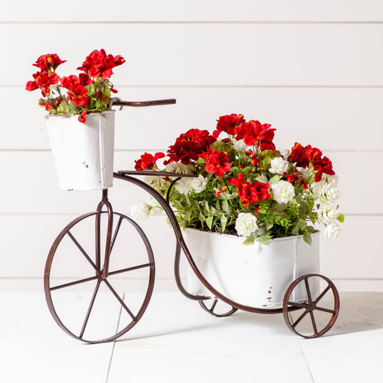 Chippy Tricycle Planter