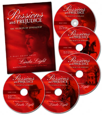Passions and Prejudice Audio Book CDs