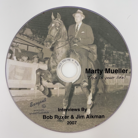 Jim Aikman Interview Volume I: Marty Mueller DVD