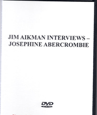 Jim Aikman Interviews Volume VI Patty Milligan DVD