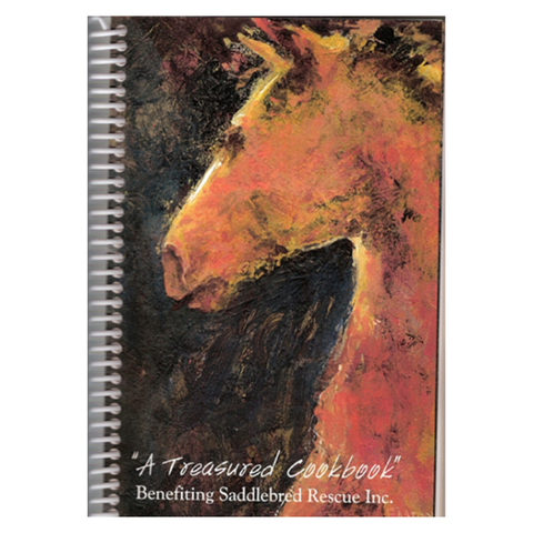 Saddlebred Rescue Cookbook
