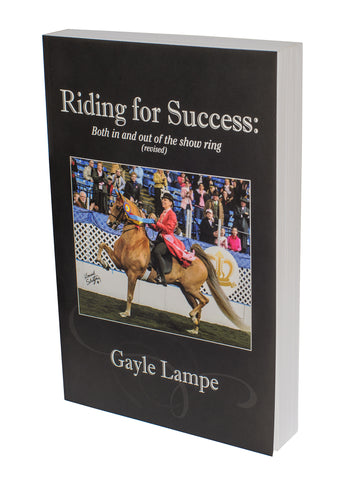 Riding for Success Both in and out of the show ring revised
