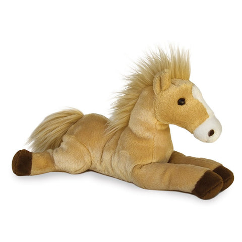 Plush Horse Butterscoth