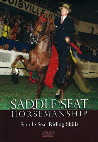 Smith Lilly Saddle Seat Horsemanship Saddle Seat Riding Skills DVD