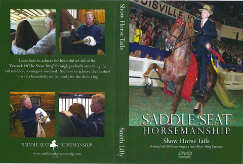 Show Horse Tails DVD