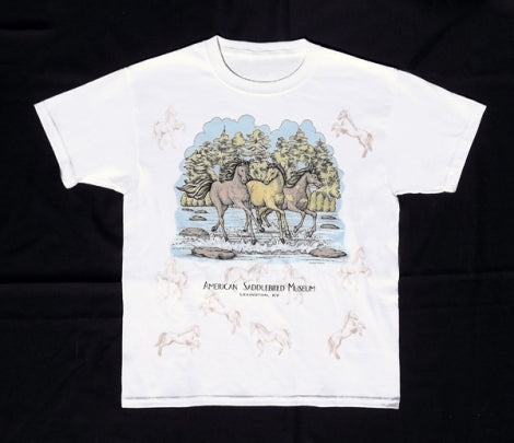 fd3cc003 Magic Saddlebred Tee – American Saddlebred Museum