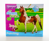 Breyer Saddlebred and Quarter Horse Paint Your Own Horse Activity Kit