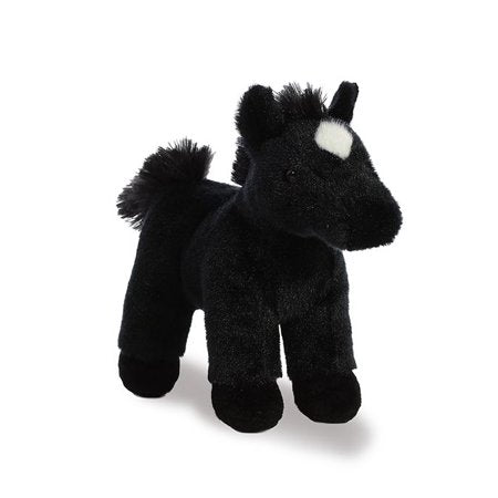 Plush Horse Midnight