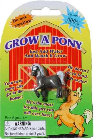 Grow A Pony in Package