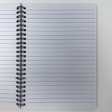 American Saddlebred Museum Spiral Notebook Interior Lined Page