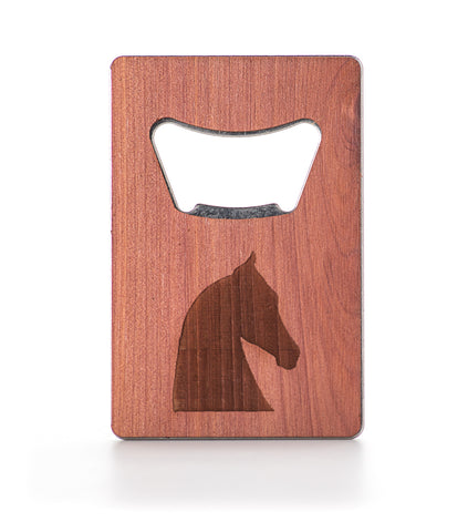 Woodchuck Saddlebred Bottle Opener